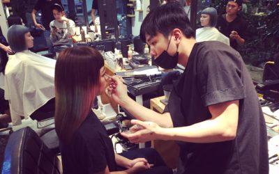 手汗案例|屏東邱先生28歲美妝師 於2017/4/6治療嚴重手汗(附親筆心得)